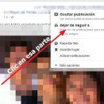 [Tip] Deja de ver fotos de una Persona en Facebook