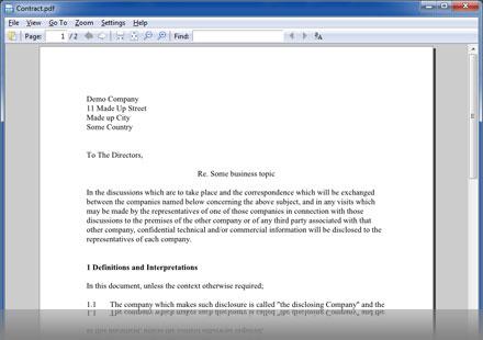 PDF lite