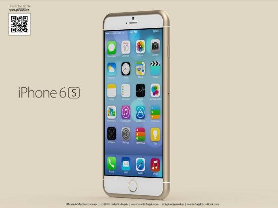Iphone 6s imagen