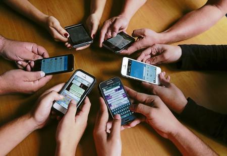 adictos a la tecnología