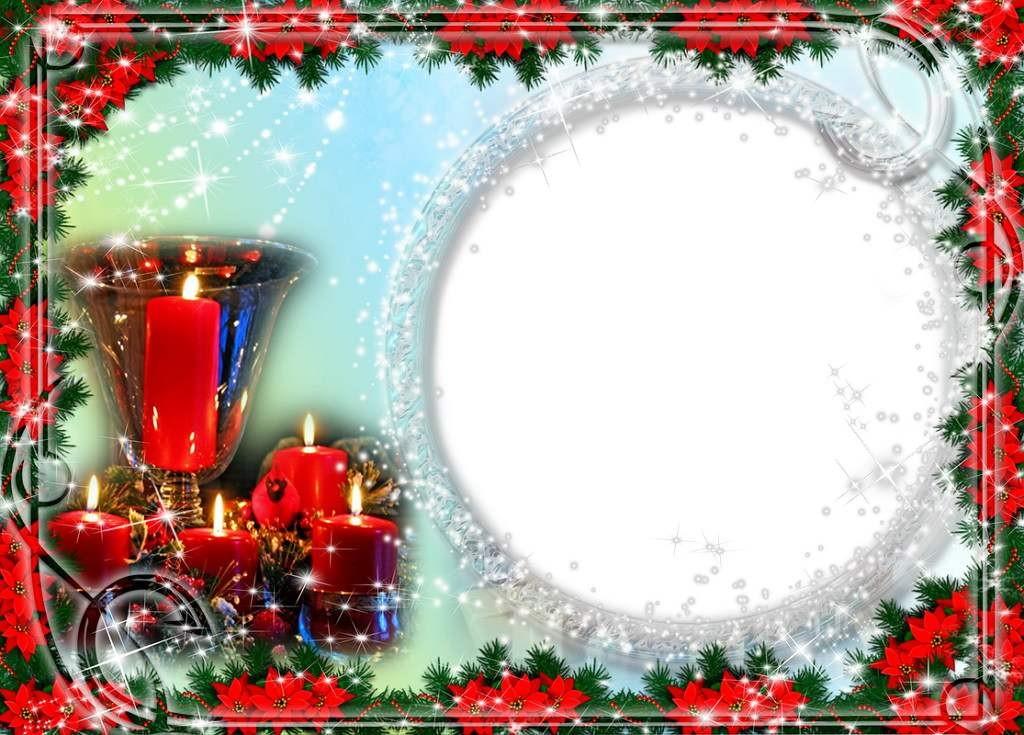 Marcos para Tarjetas de Navidad gratis