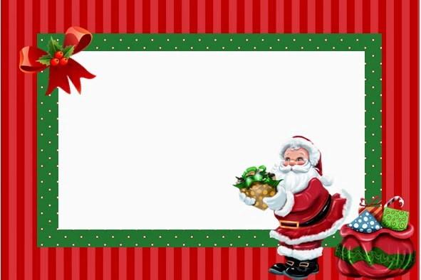 Marcos para Tarjetas de Navidad lindos