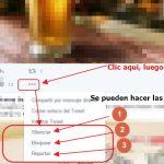 Cómo bloquear imágenes violentas en twitter