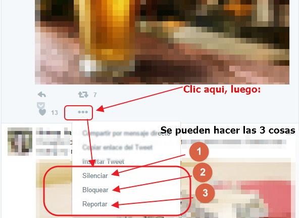 bloquear imagenes violentas en facebook