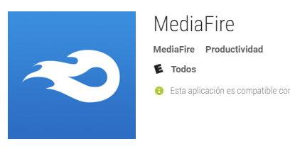 mediafire para android
