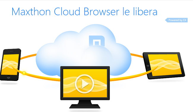 Maxthon Cloud Browser para Windows