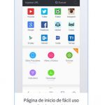 uc browser para Android APK