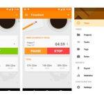 Timesheet – App Android para gestión de tiempo