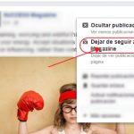 Bloquear paginas de facebook