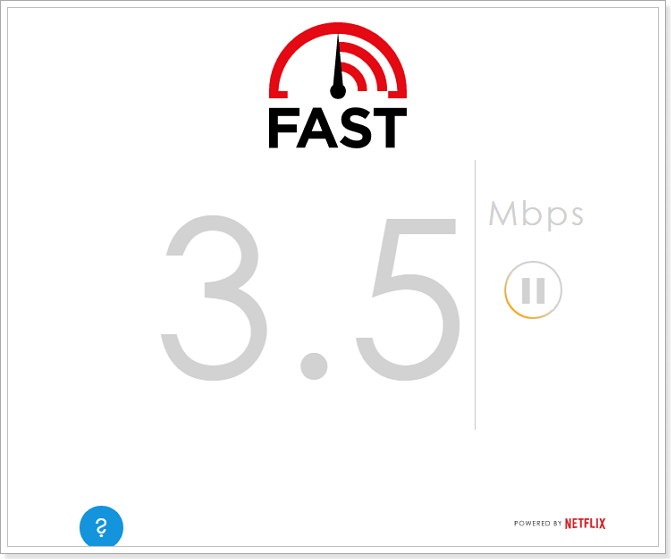 fast com