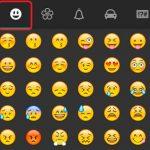 Nueva forma de enviar emoticones en whatsapp
