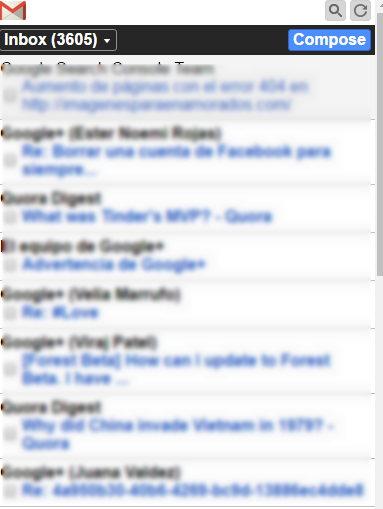 gmail para celular