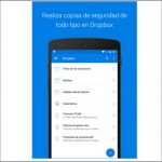 Descargar Dropbox para tablet