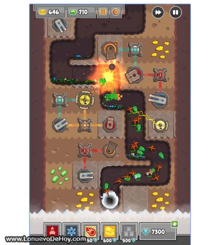 imagen de Digfender juego android