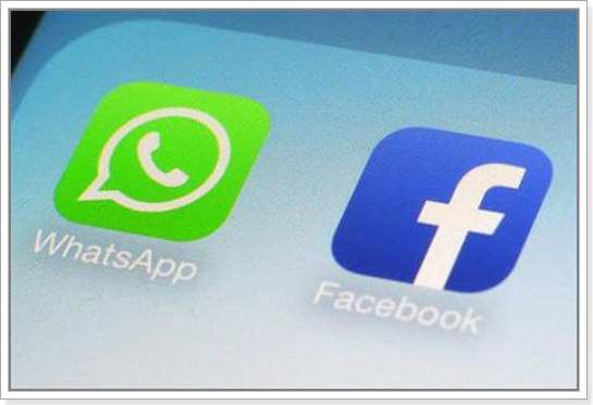 whatsapp y facebook no compartir numero