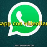 Descargar whatsapp con videollamadas