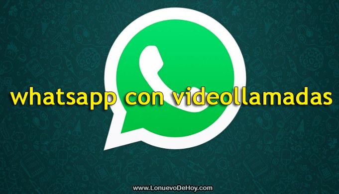 descargar-whatsapp-con-videollamadas