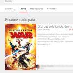 Google películas: miles de películas para ver en PC y móvil