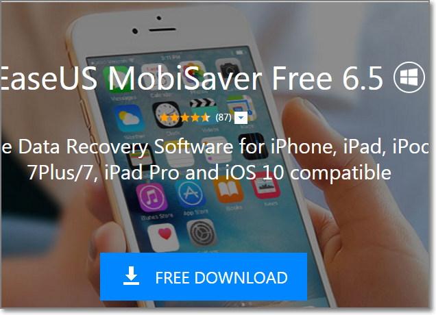 Easeus mobisaver скачать бесплатно русская версия - f6968