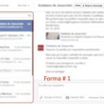 ver mensajes de facebook en la pc