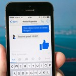 Enviar mensajes de manera segura en facebook y messenger