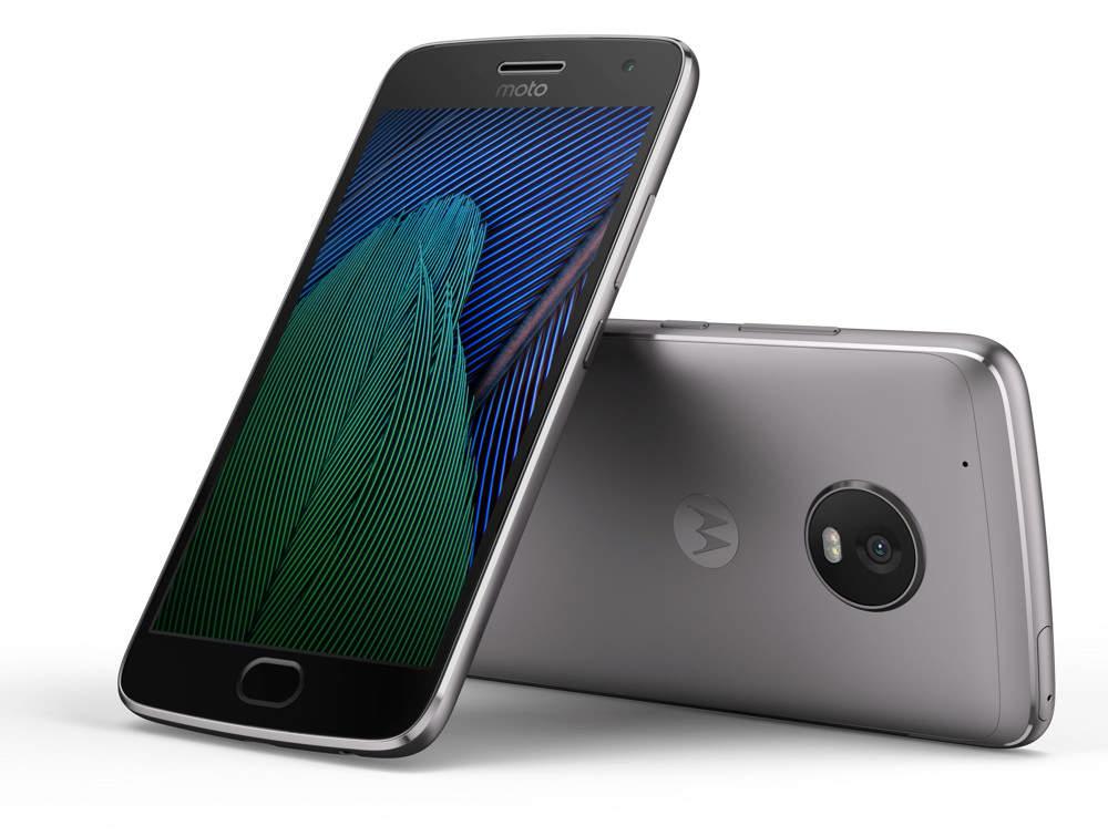 imagen del Moto G5