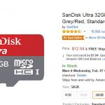 microsd best seller amazon