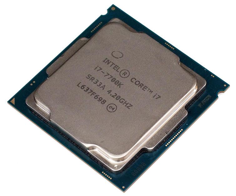 i7-7700K procesador