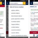 Diccionario RAE Android
