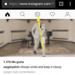 publicar en instagram sin app android