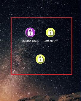 encender la pantalla con boton de volumen android
