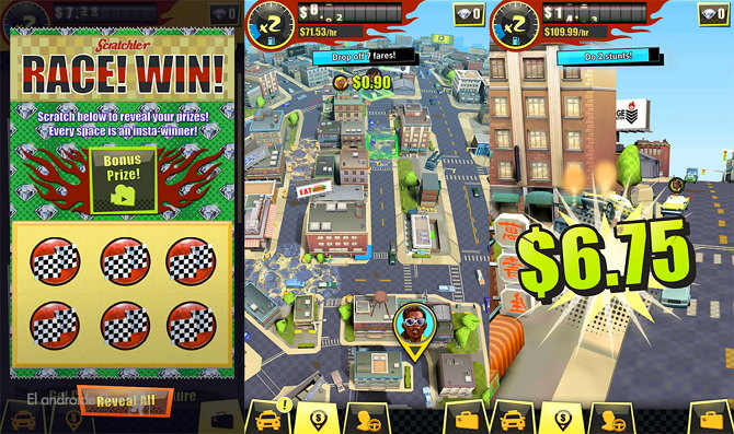 Crazy Taxi Gazillionaire android