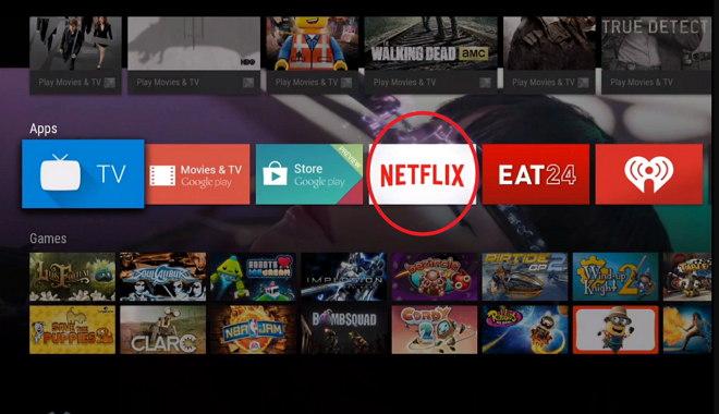 Netflix para smart tv LG