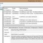 Cómo abrir el programador de tareas de Windows