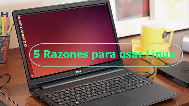 Razones para usar Linux