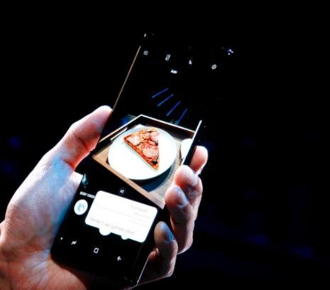 fotos del Samsung Galaxy Note 8