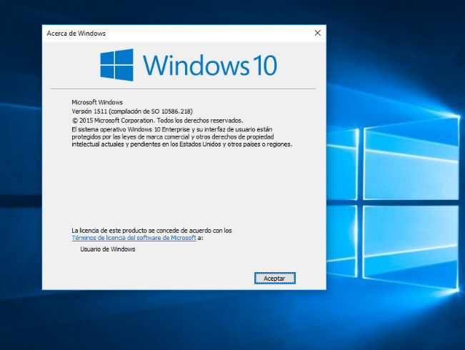 Como actualizar Windows 10