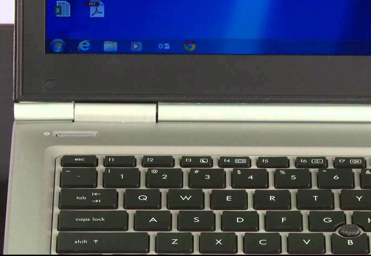 como reiniciar laptop
