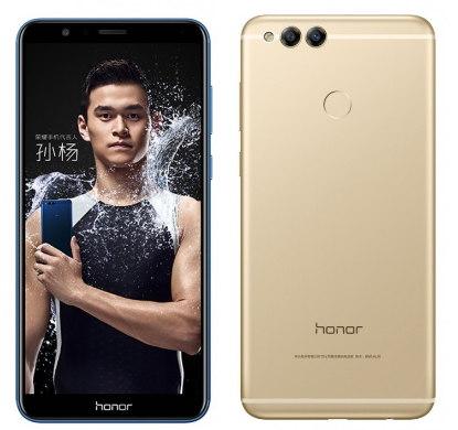 imagenes del Honor 7X
