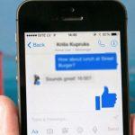 messenger archivar conversaciones