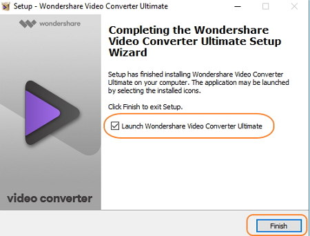 instalar Video Converter Ultimate