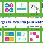Juegos de memoria Android