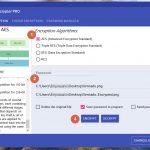 Perfecto Encryptor: encriptar y proteger archivos en Windows con una contraseña