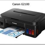 Impresora Canon G2100: Opinión, descarga de driver y solución de errores
