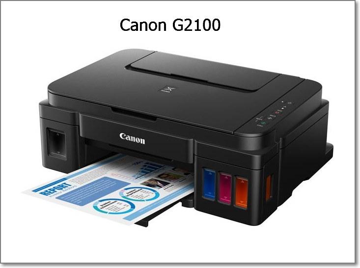 Canon G2100 impresora