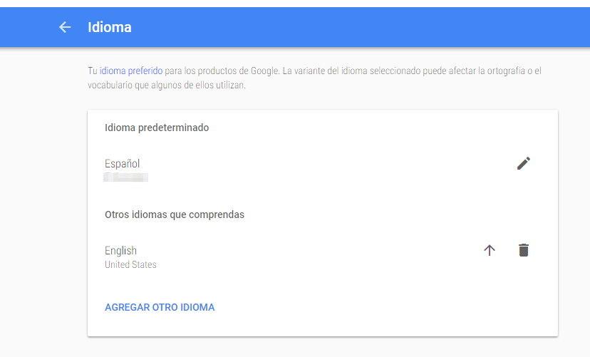 cuenta de google en español paso a paso