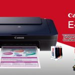 Impresora Canon e402: Opinión, detalles, solución de errores y descarga