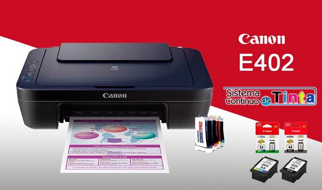 impresora Canon e402 imagen