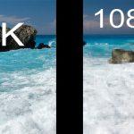 Diferencia entre full HD y 4k