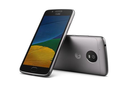 Motorola G de quinta Generación